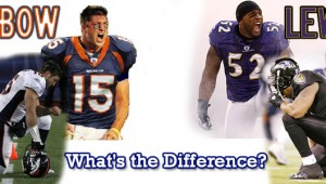 The Tebow/Lewis Conundrum