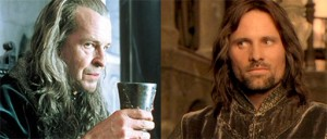 Denethor vs Aragorn